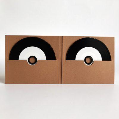 POCHETTE 2 CD KRAFT