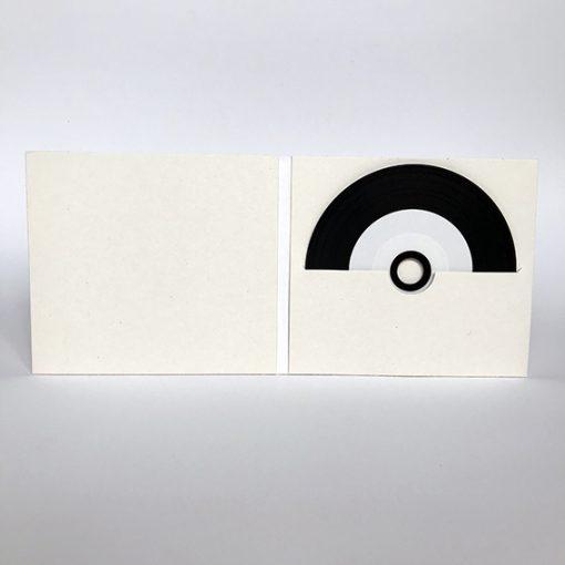 Pochette CD digifile en carton retourné