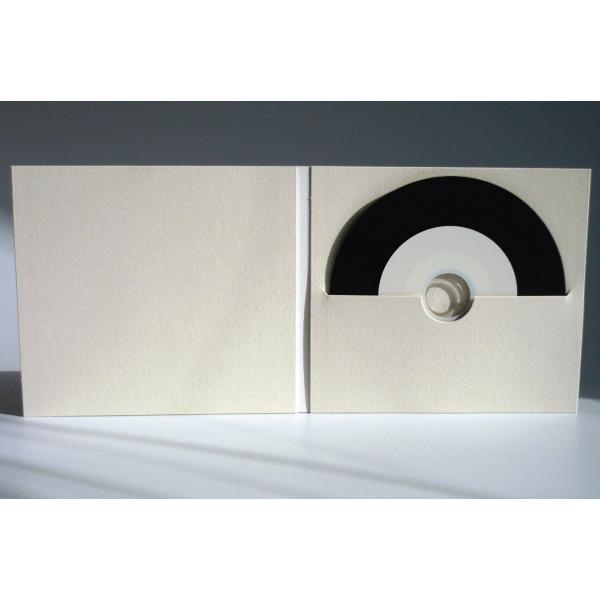 Exceptionnel POCHETTE CD DIGIFILE EN CARTON RETOURNE 1 FENTE CD FJ96