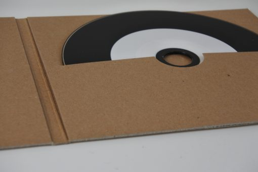 POCHETTE CD DIGIFILE KRAFT 3