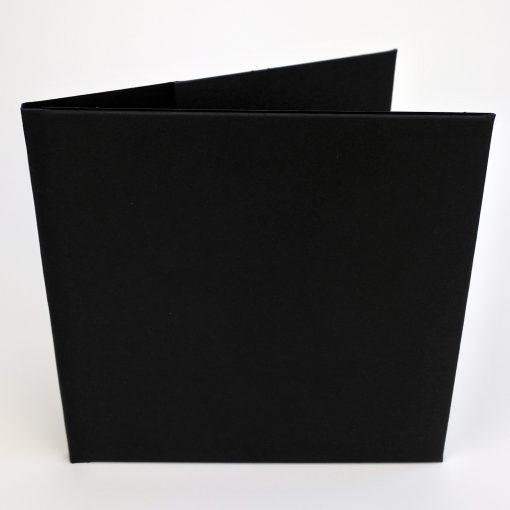 Pochette CD Noire Digisleeve