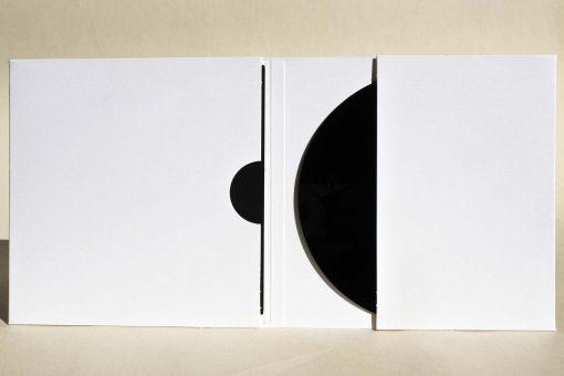 POCHETTE CD BLANCHE DIGISLEEVE